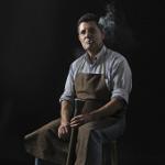 Luigi Pitzalis, one of the last coppersmith master craftsman in Italy