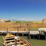 Sini, Peschiera Pontis (fish farm)
