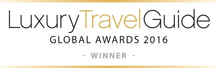 Luxury Travel Guide, Global Awards 2016 - winner