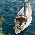 Sail Sardinia with your chef on board